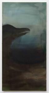 Acryl auf Leinwand 40x110cm